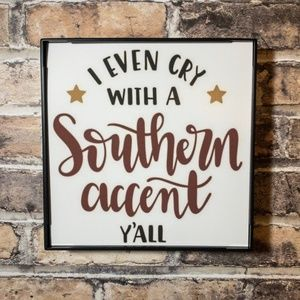 Southern Charm Frame